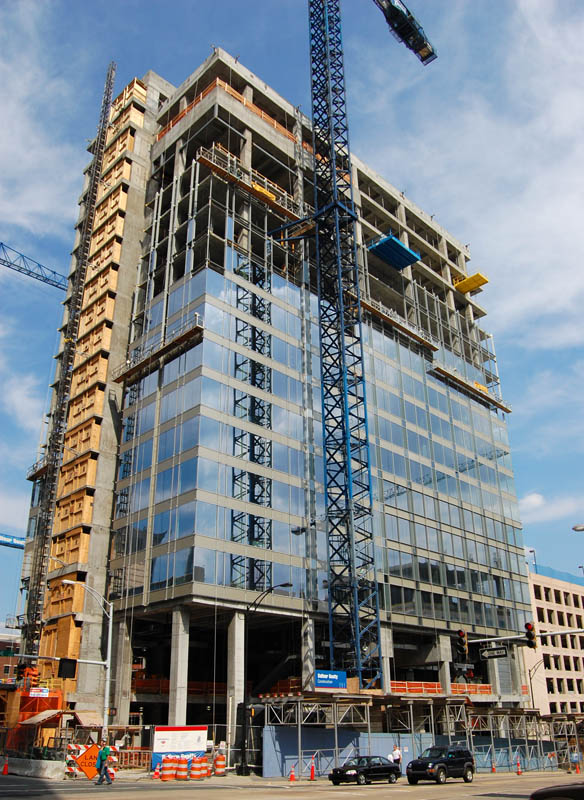 Charlotte's greenest hotel set to open this October amidst TARP