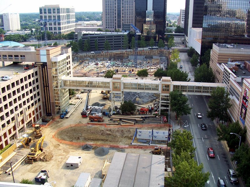 Construction, July 2006