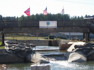 U.S. National Whitewater Center - Photo by Ashley Kaufman