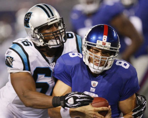 Dec 27th Panthers vs. Giants (photo courtesy of hearldonline.com)