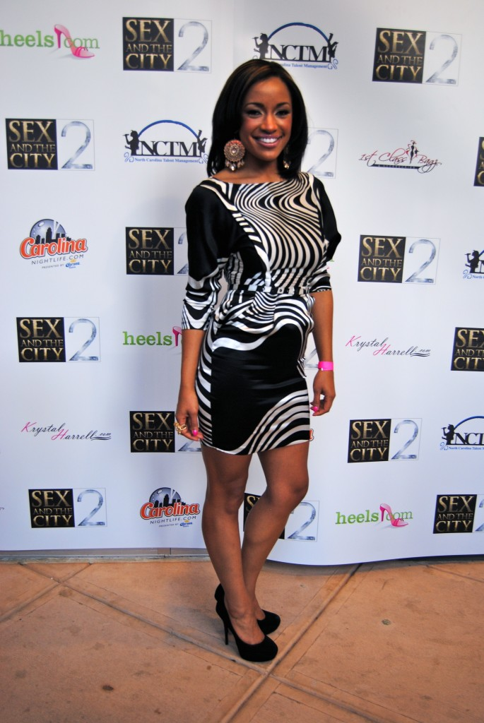 Nadia Moffett - Miss North Carolina 2010 - Photo credit: Christian N. Phillips