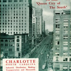 City of Charlotte ca 1940188