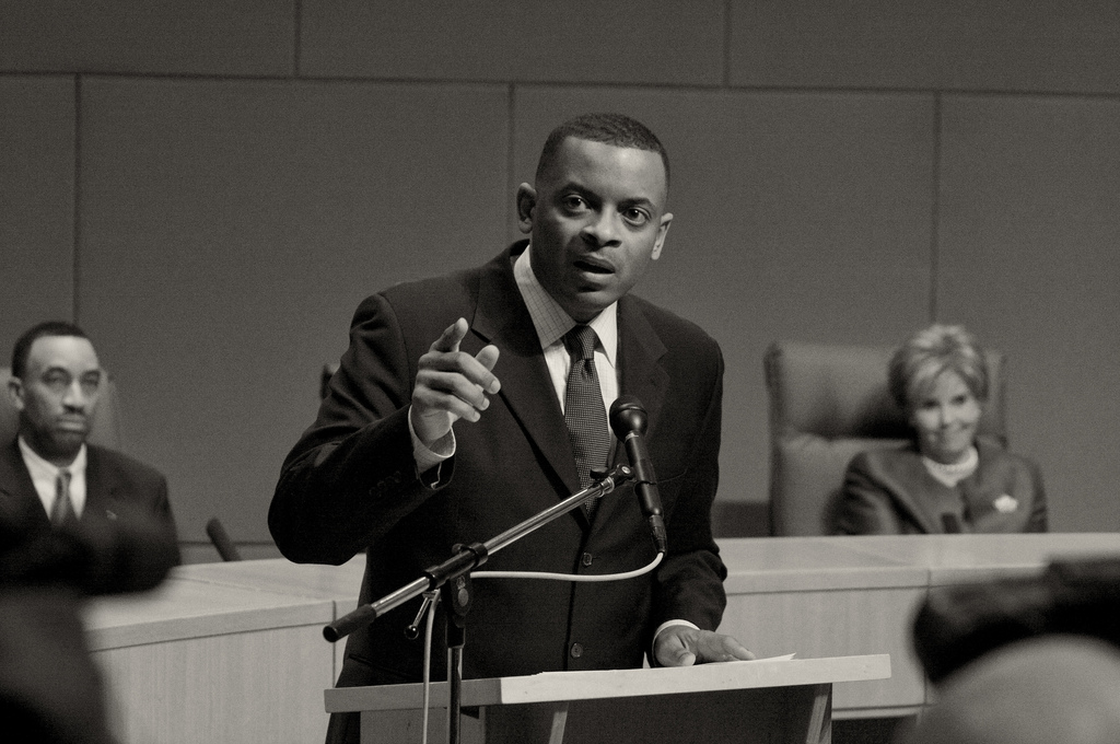 Anthony Foxx, Oath of office