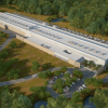 Facebook's Oregon data center