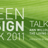 Green Design Week 2011: TalkAbout