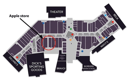 northlake_mall_plan