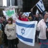 Israel-Gaza war protest in uptown Charlotte, redux